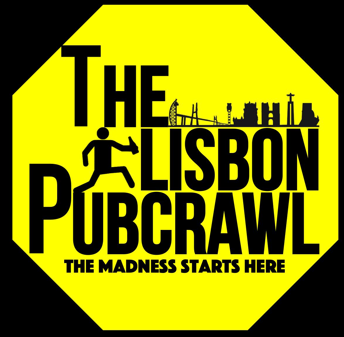 The Lisbon Pubcrawl Logo