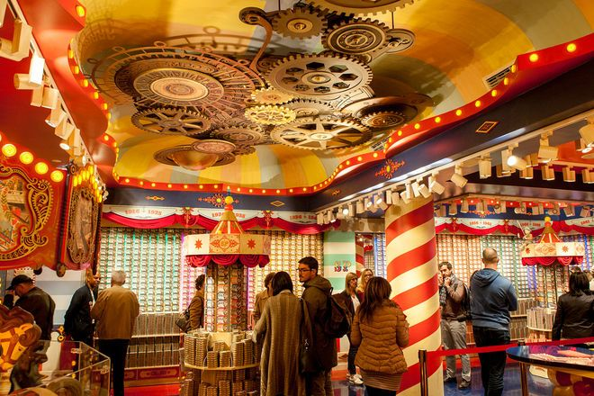 Sardine Shop in Lisbon