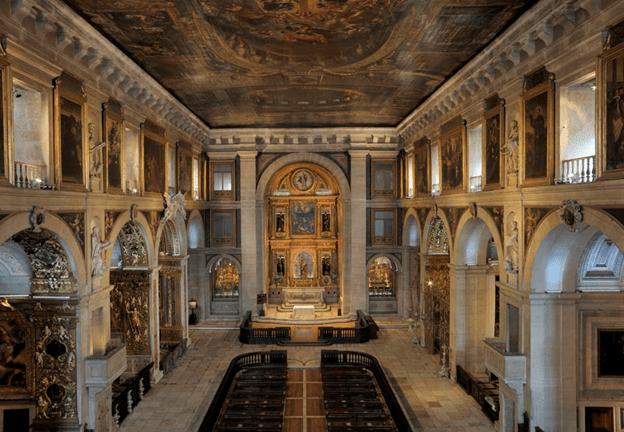 Igreja Sao Roque, Lisboa