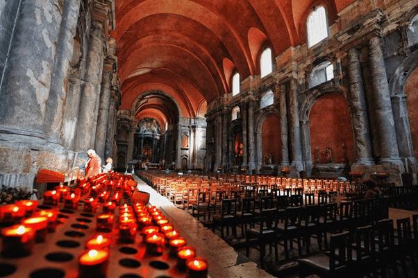 Sao Domingos Church lisbon