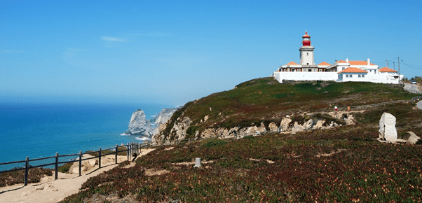 westernmost point of Europe, Cabo da Roca