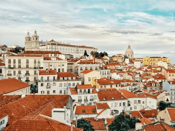 Alfama, Lisbon.